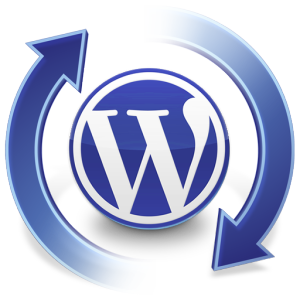 Keep WordPress Updated